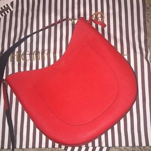 Henri Bendel Red Crossbody